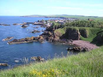 St Abbs, Scottish Borders